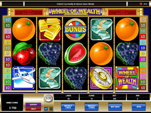 Wheel of Wealth Special Edition screenshot